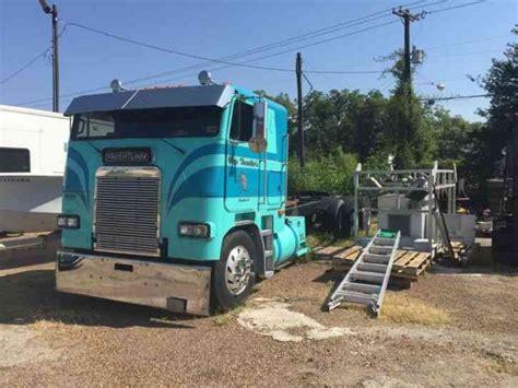 Freightliner Sleeper For Sale by Freightliner Coe 1989 Sleeper Semi Trucks
