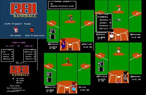 Kaset Sega Original Sport Talk Baseball baseball top five history details and