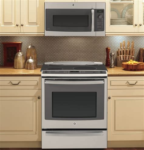 Ge 30 Inch Induction Cooktop Ge Phs920sfss 30 Inch Slide In Induction Range With True