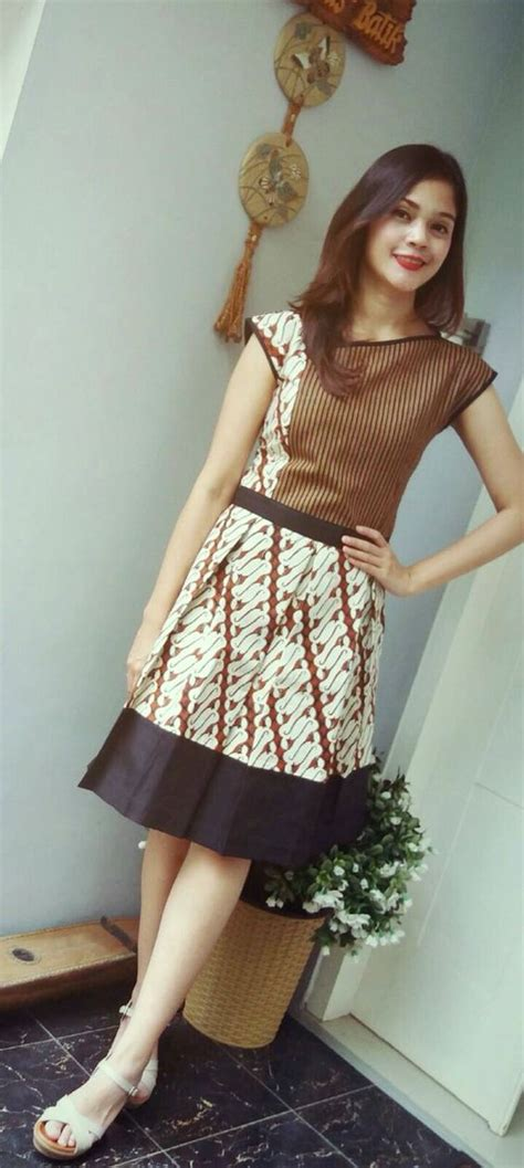 13 Dress Brukat Batik the world s catalog of ideas