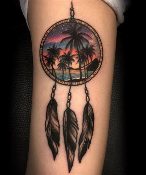 dreamcatcher tattoos 80 best dreamcatcher designs meanings dive
