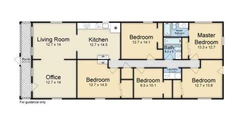 Shotgun Houses Floor Plans by Double To Single Shotgun Conversions How To Un Shotgun