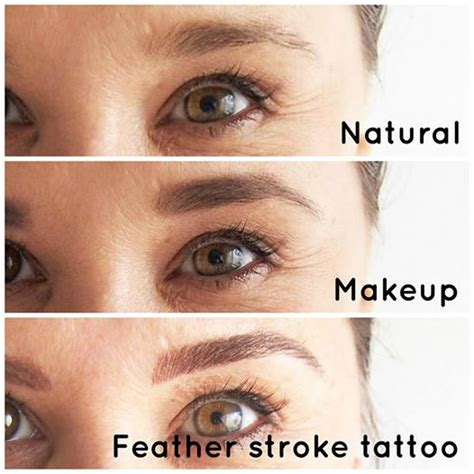 feather tattoo eyebrows brisbane brow tattoo tattoo collections