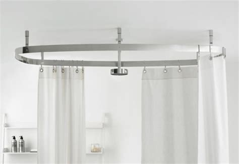 curtain system cooper shower curtain system by agape stylepark