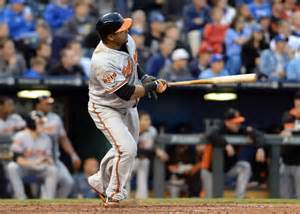 nelson cruz swing how the orioles brewers and rockies are fighting