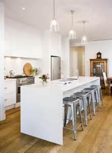 waterfall island kitchen to waterfall or not to waterfall centsational