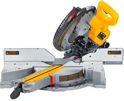 Dewalt 10 Inch Sliding Compound Miter Saw Double Dewalt