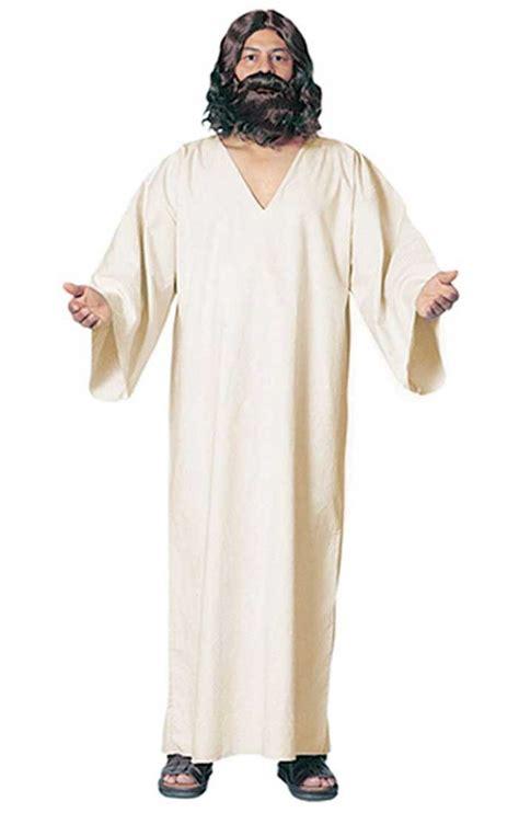 costume robe s biblical jesus costume jesus fancy dress costume robe