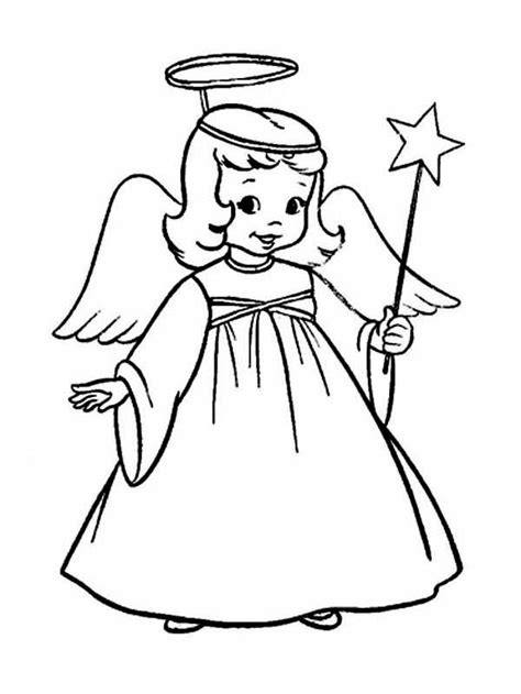 preschool coloring pages angels 719 best images about coloring pages christmas on