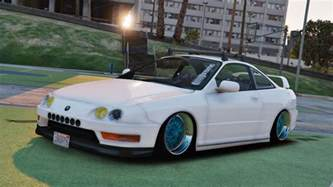 acura integra jdm stock gta5 mods
