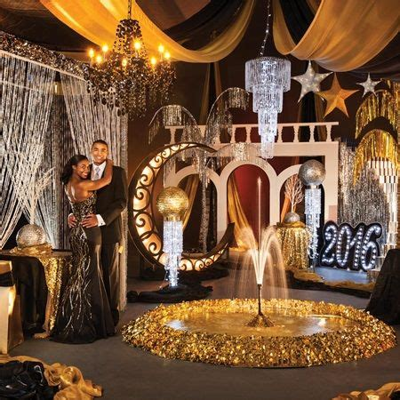 prom theme names with gold razzmatazz complete prom theme perfect glamorous