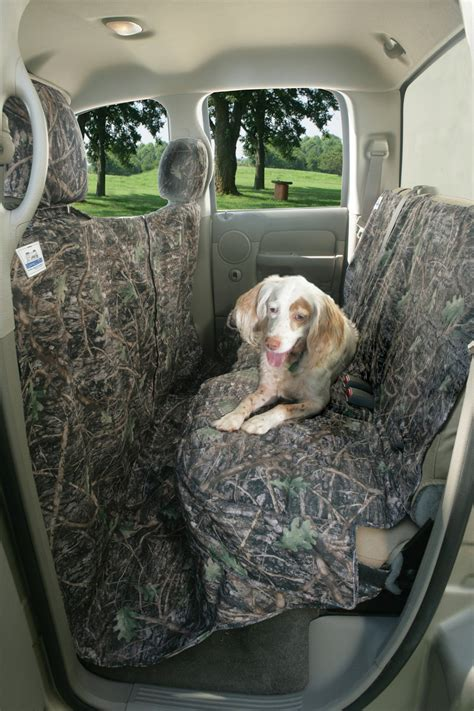seat cover for dogs covercraft canine covers custom camo seat cover cross peak products