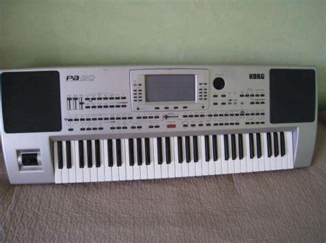 Keyboard Korg Pa80 korg pa80 image 44790 audiofanzine