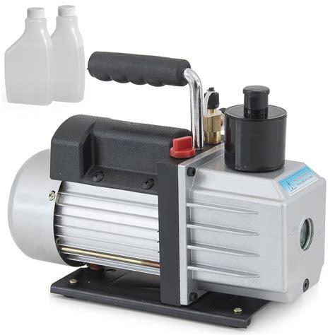 Air Freon Ac 5cfm 1 2hp rotary vane vacuum hvac ac air tool