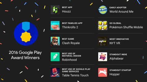 android themes names google names best android apps of 2016 in first play store