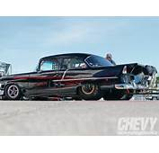 Pro Mod Drag Racing Race Hot Rod Rods Chevrolet Bel Air G