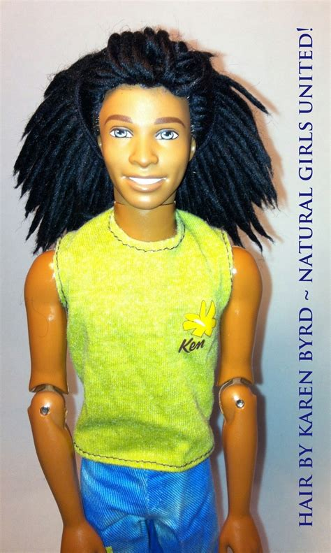 black doll with dreads rasta ken loc s dreadlocks dolls available by
