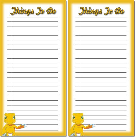 printable to do list for students free coloring pages do list printables 3 download