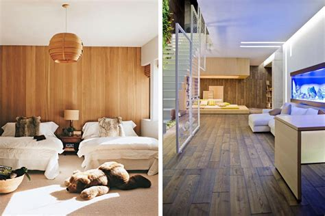 rivestire parete con legno berti consiglia le boiserie il parquet come rivestimento