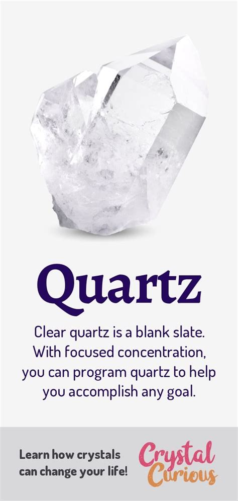 quartz healing properties benefits healing crystals