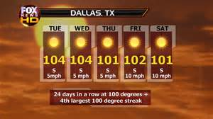 Weather Tx 10 Day Dallas Weather 10 Day Forecast