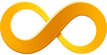 And Infinity Symbol Infinity Symbol Vector Clipart Best