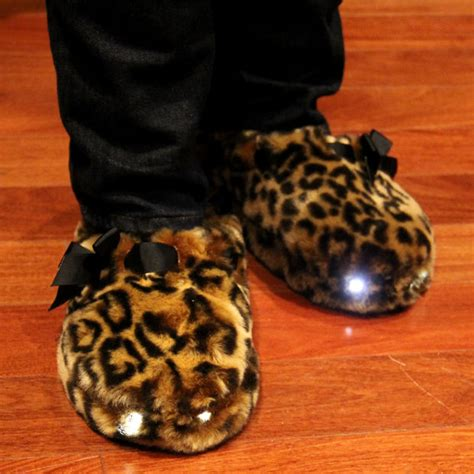 headlight house shoes led slippers