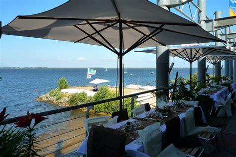 Restaurant lacanau La Conche : Restaurant vue unique sur le lac de Lacanau organisation de