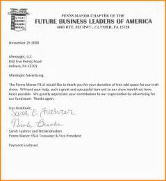 sle thank you for your business letter 6 thank you for your business note monthly bills template