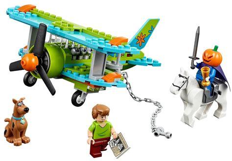 Lego 75901 Mystery Plane Adventures lego scooby doo mystery plane adventures photos preview bricks and bloks