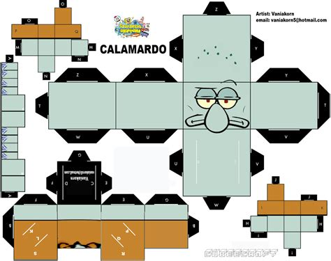 Papercraft Cubeecraft - the world s catalog of ideas