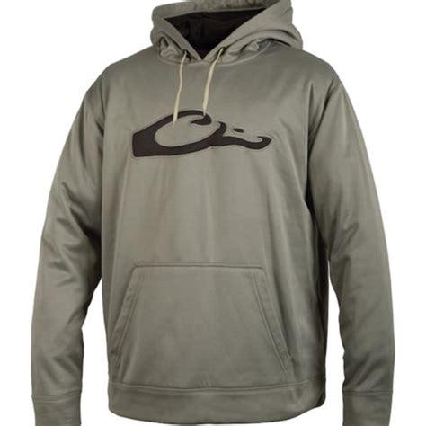 drake waterfowl hoodie drake waterfowl men s grey black performance hoodie