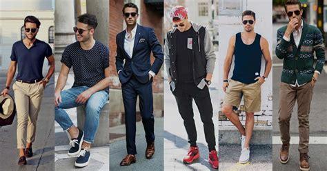 Tshirt Baju Kaos Converse All Keren 6 macam gaya pria modern yang makin keren