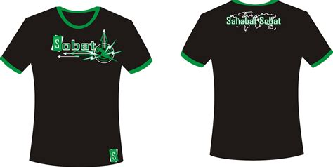 desain kaos psht model distro template kaos corel joy studio design gallery best design