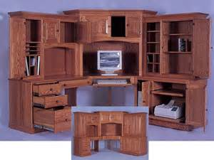 How To Build A Desk Hutch by Woodwork Corner Desk Hutch Plans Pdf Plans