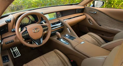 lexus lc interior 2018 lexus lc 500 interior car price update and