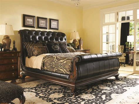 king sleigh bedroom sets king size sleigh bedroom sets inspirational modern