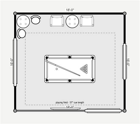 game room layout pool table help with placement and type recessed lights gameroom