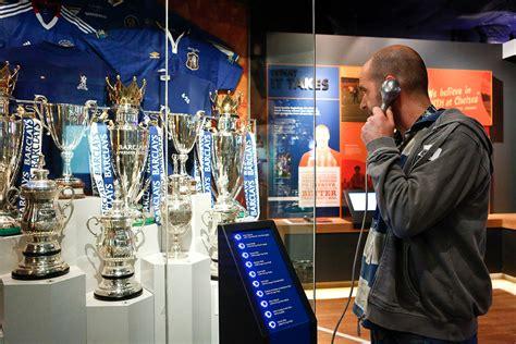 Chelsea Tour For Two Stamford Bridge Stadium Tour