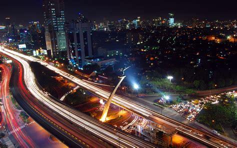 wallpaper jakarta indonesia jakarta metropolitan city cities