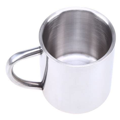 coffee mug with handle wall stainless steel coffee mug with grip handle