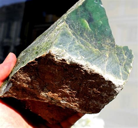 Nafrit Jade Kg echte jade nephrit