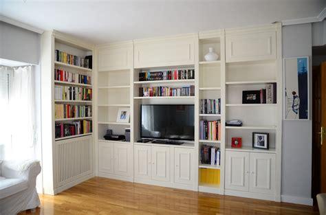 librerias de madera a medida libreria a medida madrid mueble a medida 617075183