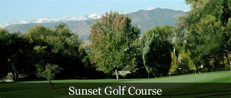 sunset course at country club sunset golf course longmont colorado golf courses 2012
