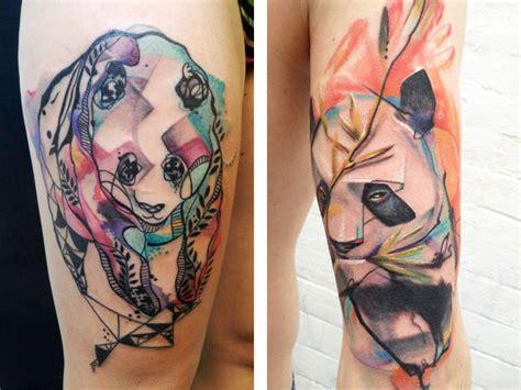 tattoo panda significado татуировка панда значение эскизы тату и фото