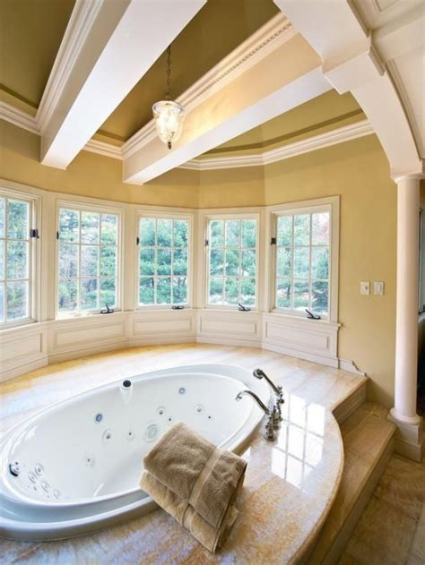 dreamy sunken bathtub designs  relax  digsdigs