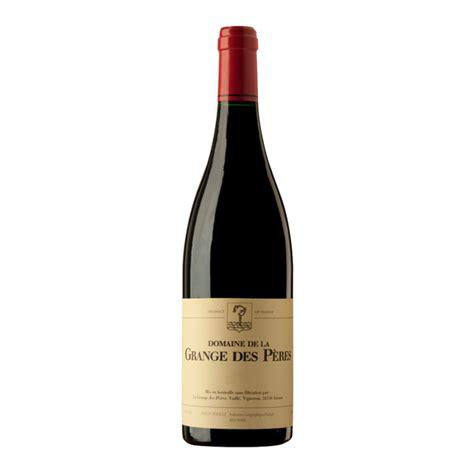 Domaine La Grange Des Peres domaine de la grange des p 232 res 2007 le carr 233 des vins