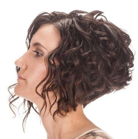 32 Best Images About Hair Styles On Pinterest African | 15 photo of short curly inverted bob hairstyles