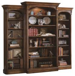 Bookshelves Furniture Brookhaven Open Bookcase Cherry Traditional Bookcases