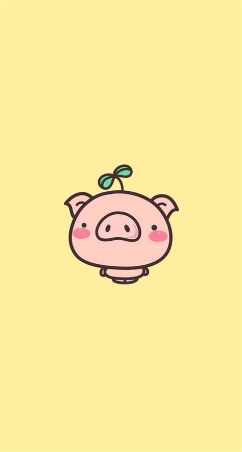 wallpaper cartoon pig cute pig and this little piggie pinterest cute